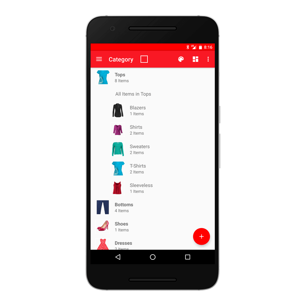 YourCloset - Closet Organizer & Smart Fashion App for Android